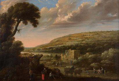 Joost Cornelisz DROOGSLOOT (1586-1666) et...