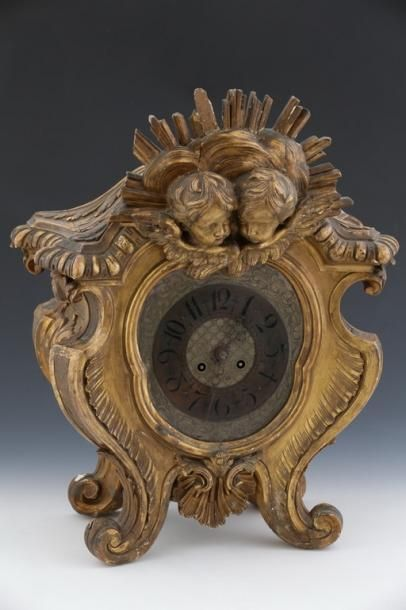 PENDULE de Style Louis XIV - Fin du XIXème...