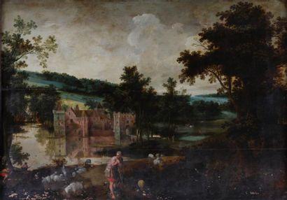 Jacob GRIMMER (Anvers, vers 1526-après 1589)...