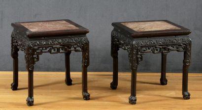 CHINE Dynastie Qing (1644-1912), XIXème Siècle...