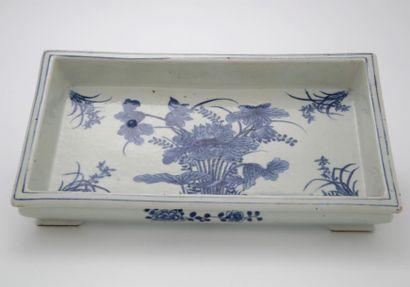 CHINE Fin du XIXème Siècle  JARDINIÈRE en...