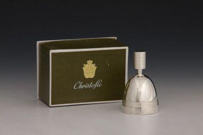 CHRISTOFLE - CLOCHETTE DE TABLE en métal...
