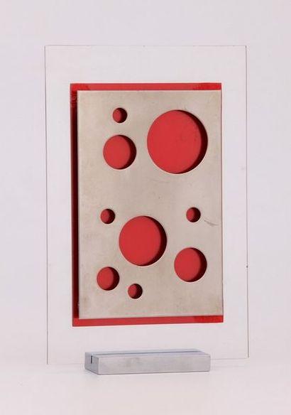 Nicolas SCHÖFFER (1912-1992)  Sculpture Cinétique...