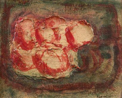 Jean FAUTRIER (1898-1964) Sans titre (les...