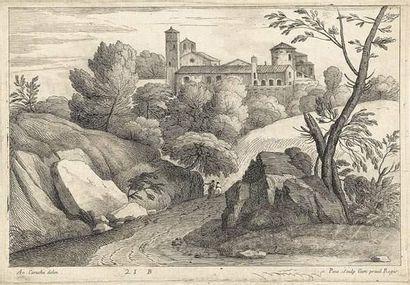 Annibal CARRACHE (Bologne 1560 - Rome 1609)...