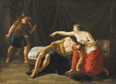 Jacques François AMAND (Goult 1730-Paris...