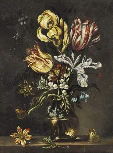 Ambrosius BOSSCHAERT le jeune (1609-1645)...