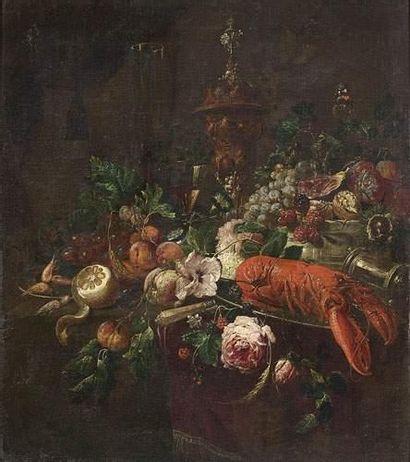 Sebastian Wegmayr (1776-1857) attribué à...