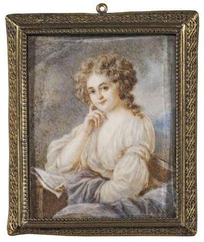Pieter-Rudolph KLEYN (1785-1816) Elève de...