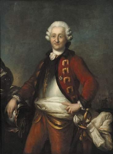 Louis-Michel van LOO (Toulon 1707 - Paris...