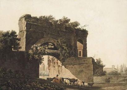 Abraham-Louis-Rodolphe DUCROS (Yverdon -...