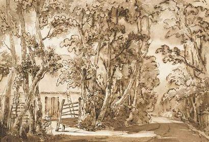 Louis MARECHAL, Ecole Française du XVIIIème...