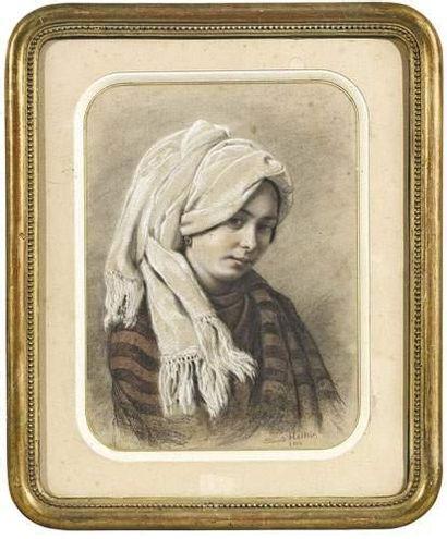 Edouard-Jean-Marie HOSTEIN (1804 - Paris...
