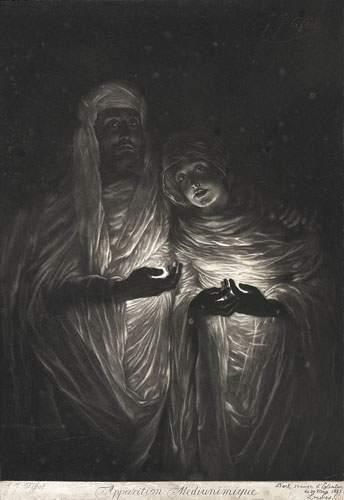 James-Jacques Joseph TISSOT (1836-1902) Apparition...