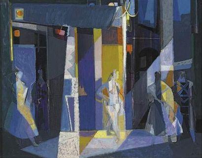 Camille HILAIRE (1916-2004) La répétition....