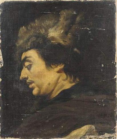 Ferencz BRASKEWITZ Ecole RUSSE du XVIIIème...