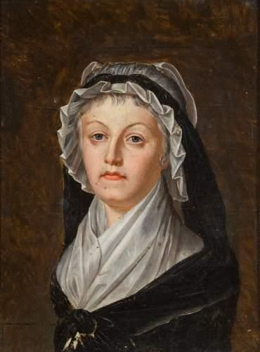 Attribué à Alexander KUCHARSKY (1741 - 1819)....