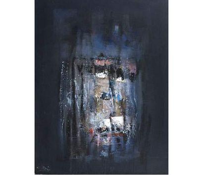 Jean Pierre VINCENTI (1940) Sans titre, 2003...