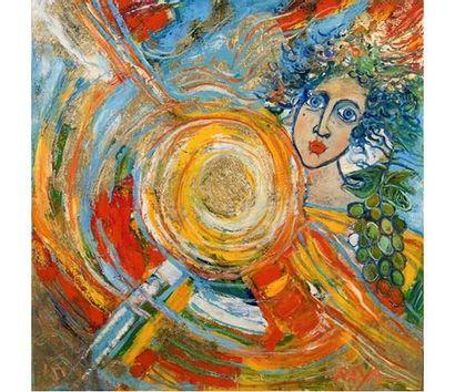 Raya SORKINE (1936) Naissance d'un fils de...