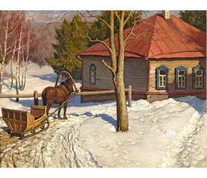 Michail Markianovic GERMASEV (1867-1930)...