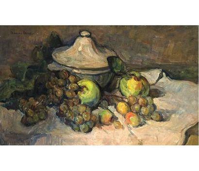 Marcel ARNAUD (1877-1956) Nature morte aux...