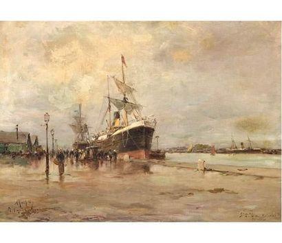 Charles MALFROY Port Saint Louis du Rhône....