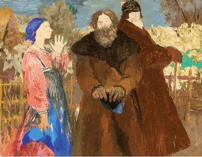 Philippe Andreevitch MALIAVINE (1869-1940)...