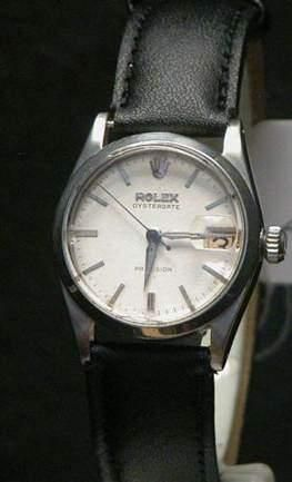 ROLEX Oyster date precision vers 1960 Belle...