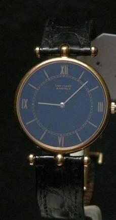VAN CLEEF & ARPELS Vers 1980 Belle montre...