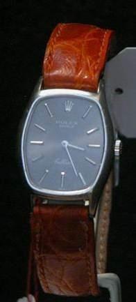ROLEX Cellini vers 1990 Belle montre bracelet...