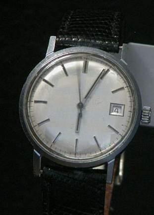 BERLIET Vers 1960 Montre bracelet en métal,...