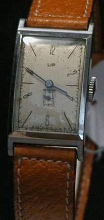 LIP T 18 vers 1940 Belle montre bracelet...
