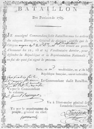 REVOLUTION - EMPIRE *Napoléon BONAPARTE (1769-1821),...