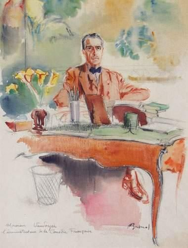 Pierre-Laurent BRENOT (1913-1998). « Monsieur...