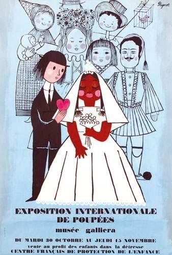 PEYNET Exposition Internationale de Poupées...