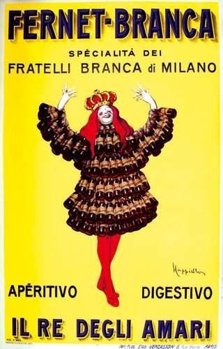 CAPPIELLO Fernet-Branca Spécialita dei Fratelli...