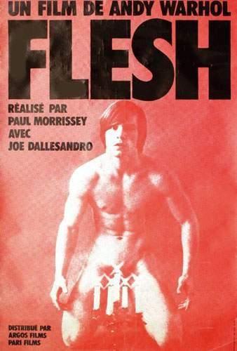 WARHOL ANDY Flesh Réalisé par Paul Morrissey...