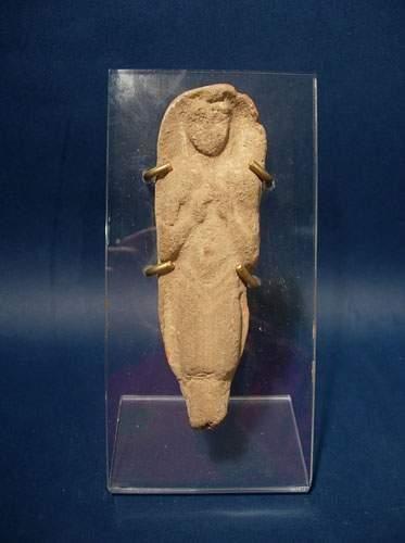 SWAT (Ier millénaire av. J.C.) Tablette votive....