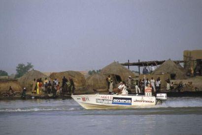 Nyamey Bamako, Cap Camarat 510 Niger Format...