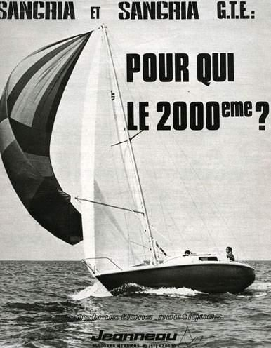 Pour qui le 2000e Sangria ?, noir et blanc...