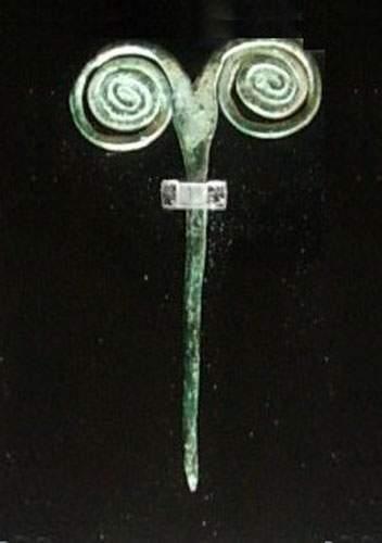 BACTRIANE (IIIème millénaire av. J.C.) Epingle....