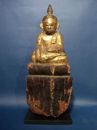 BIRMANIE - THAILANDE - LAOS - CAMBODGE Bouddha...