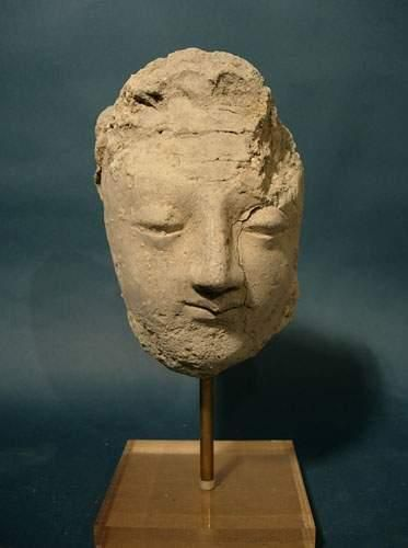 ART GRECO-BOUDDHIQUE DU GANDHARA (Ier - Ve...