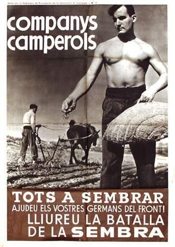 ESPAGNE / SPAIN Companys Camperols Tots a...