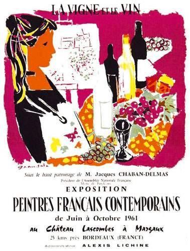 ESPAGNE / SPAIN La Vigne et le Vin Bordeaux...