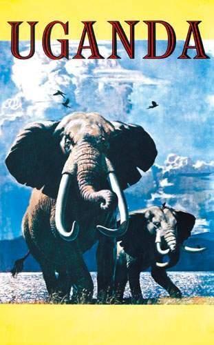 AFRIQUE / AFRICA Ougenda - Eléphant Aff....