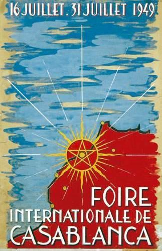 MAROC / MOROCCO Foire Internationale de Casablanca...