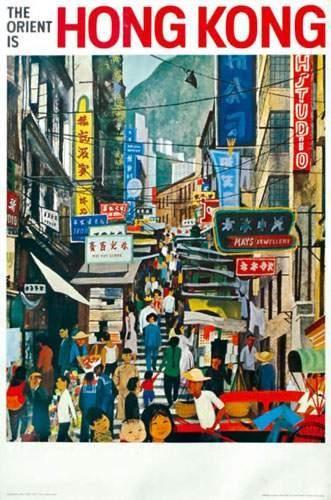 HONG KONG The Orient is Hong Kong Hong Kong...