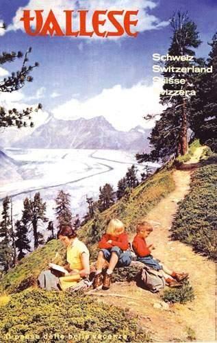 SUISSE / SWITZERLAND Vallese Schweiz, Switzerland,...