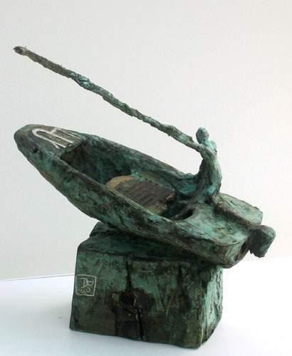 DAIREAUX Stéphane Hors - bords Sculpture...